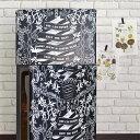 貼ってはがせる シール壁紙 リメイクシート「Hatte me(ハッテミー)」Yukari Sweeney Design SOHOブラックボード YSD-03A(65cm×1m)
