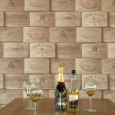 輸入壁紙 チェコ製 / バベックス Floral Kingdom(1ロール(53cm×10m)単位で販売)フリース壁紙(不織布) 【あす楽対応】
