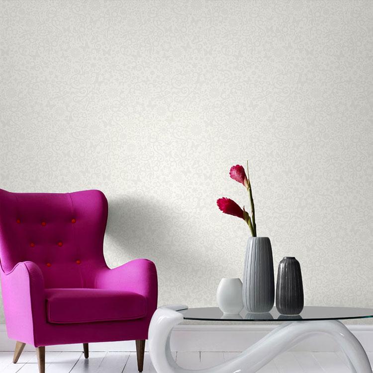 RoomClip商品情報 - はってはがせる 輸入 壁紙イギリス製 グラハム・アンド・ブラウン Petit Papillon1ロール(52cm×10m)単位で販売フリース壁紙(不織布) 32-750