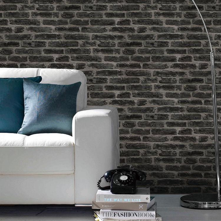 RoomClip商品情報 - はってはがせる輸入壁紙 イギリス製 グラハム・アンド・ブラウン Industry1ロール(52cm×10m)単位で販売フリース壁紙(不織布)