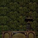 はってはがせる 輸入 壁紙イギリス製 ハウス・オブ・ハックニー Palmeral 1ロール(180cm×300cm)単位で販売フリース壁紙(不織布)