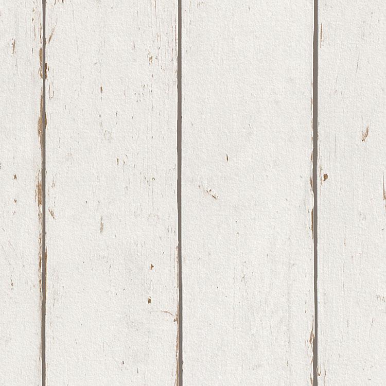 輸入壁紙の切り売り(幅53cm×1m単位で切売)rasch ラッシュ b.b.home  479638【国内在庫】白木目 板目 ホワイトウッド