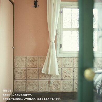 ������̵���ۡ�͢���ɻ� ��������BROOKLYN TINS / �֥�å���ƥ����Х�����륷����1�?��(48.7cm×1000cm)ñ�̤�����˥ե��(�Կ���)���ڹ���߸ˡۡڤ������б���