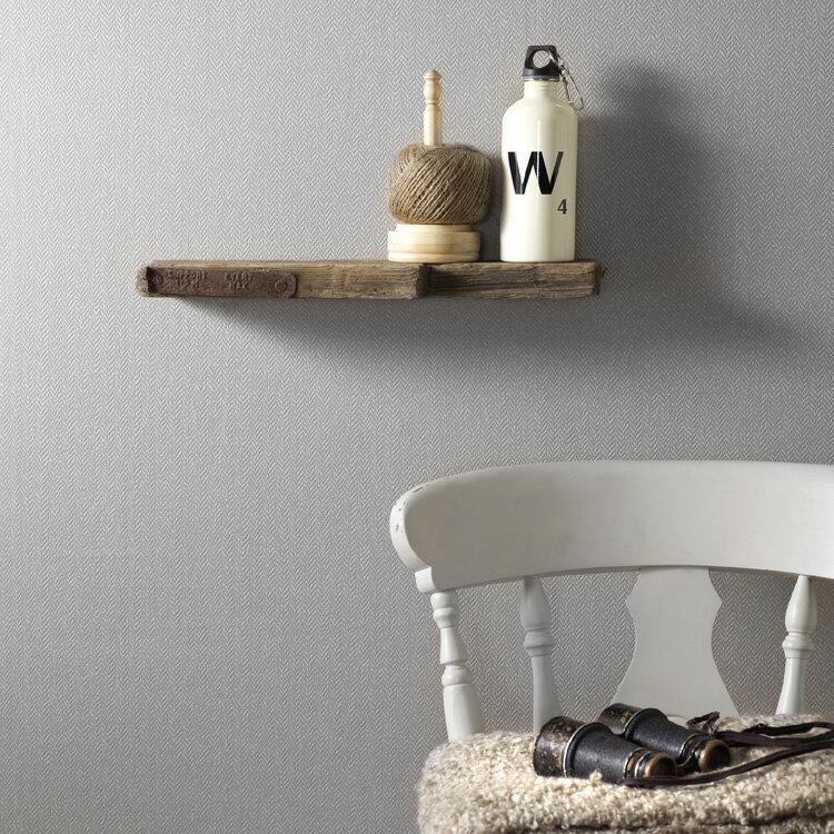 【春セール】はってはがせる 輸入 壁紙イギリス製 グラハム・アンド・ブラウン Winchester 1ロール(52cm×10m)単位で販売フリース壁紙(不織布)の写真