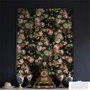 輸入壁紙 イギリス製 House of Hackney / ハウス・オブ・ハックニー 1セット(45cm×3m×4枚)単位で販売)フリース壁紙(不織布) 【当店在庫品】【あす楽対応】