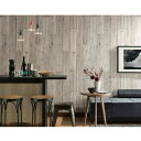 RoomClip商品情報 - 生のりつき壁紙/白い木目 白系の木目 ホワイト・グレーウッド SFE-1260