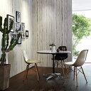 RoomClip商品情報 - のりなし壁紙/白い木目 白系の木目 ホワイト・グレーウッド SWVP-9163