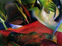 アウグスト・マッケ 嵐の壁紙 輸入 カスタム壁紙 PHOTOWALL / Macke, August - Storm (e10385) 貼ってはがせるフリース壁紙(不織布) 【海外取り寄せのため1カ月程度でお届け】 【代引き不可】