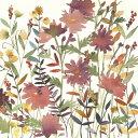 アート 絵画 自然の壁紙輸入 カスタム壁紙 PHOTOWALL / Autumn Flowers (e23429)貼ってはがせるフリース壁紙(不織布)【海外取り寄せのため1カ月程度でお届け】【代引き不可】