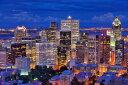 建築 建物 都市 都会 摩天楼の壁紙輸入 カスタム壁紙 PHOTOWALL / Montreal (e241223)貼ってはがせるフリース壁紙(不織布)【海外取り寄せのため1カ月程度でお届け】【代引き不可】