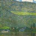 アート 絵画の壁紙グスタフ・クリムトカスタム壁紙 輸入壁紙PHOTOWALL / Klimt, Gustav - Litzlberg on the Attersee (e24690)貼ってはがせるフリース壁紙(不織布)【海外取り寄せのため1カ月程度でお届け】【今だけ送料無料】【代引き不可】