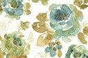 花 フラワー フローラルの壁紙 輸入 カスタム壁紙 PHOTOWALL / My Greenhouse Roses 2 (22215) 貼ってはがせるフリース壁紙(不織布) 【海外取り寄せのため1カ月程度でお届け】 【代引き不可】
