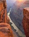 風景 景色 山の壁紙 輸入 カスタム壁紙 PHOTOWALL / Sunrise Over the Grand Canyon, Arizona (e31134) 貼ってはがせるフリース壁紙(不織布) 【海外取り寄せのため1カ月程度でお届け】 【代引き不可】