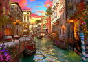 ヴェネツィア イタリア 水路の壁紙 輸入 カスタム壁紙 PHOTOWALL / Venice Romance (e312514) 貼ってはがせるフリース壁紙(不織布) 【海外取り寄せのため1カ月程度でお届け】 【代引き・後払い不可】