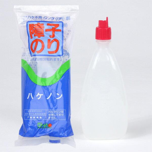 大直 ワンタッチ障子のり ハケノン 150g※メーカー直送の為【代引き不可】.