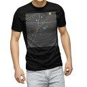 ショッピングミシン tシャツ メンズ 半袖 ブラック デザイン XS S M L XL 2XL Tシャツ ティーシャツ T shirt 黒 006227 カラフル ミシン目