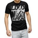 ショッピングXL tシャツ メンズ 半袖 ブラック デザイン XS S M L XL 2XL Tシャツ ティーシャツ T shirt 黒 011082 レース 車 乗り物