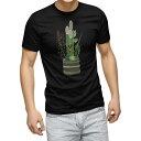ショッピング門松 tシャツ メンズ 半袖 ブラック デザイン XS S M L XL 2XL Tシャツ ティーシャツ T shirt 黒 013197 門松 正月 緑