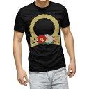 ショッピング正月飾り tシャツ メンズ 半袖 ブラック デザイン XS S M L XL 2XL Tシャツ ティーシャツ T shirt 黒 015615 正月飾り 元旦 正月