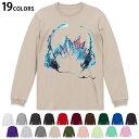 ショッピングヘッドホン 選べる19カラー tシャツ メンズ レディース ユニセックス unisex 長袖 デザイン XS S M L XL 2XL Tシャツ ティーシャツ T shirt 014180 ヘッドホン 音楽 風景