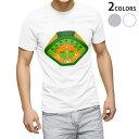 ショッピングおもちゃ tシャツ メンズ 半袖 ホワイト グレー デザイン XS S M L XL 2XL Tシャツ ティーシャツ T shirt 001132 野球 おもちゃ