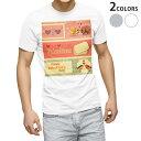ショッピング鳥 tシャツ メンズ 半袖 ホワイト グレー デザイン XS S M L XL 2XL Tシャツ ティーシャツ T shirt 006423 犬 鳥 バレンタイン