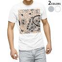 ショッピングASIAN tシャツ メンズ 半袖 ホワイト グレー デザイン XS S M L XL 2XL Tシャツ ティーシャツ T shirt 010355 アジアン フラワー ベージュ