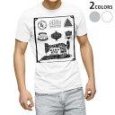 ショッピングミシン tシャツ メンズ 半袖 ホワイト グレー デザイン XS S M L XL 2XL Tシャツ ティーシャツ T shirt 011393 ミシン ファッション 英語