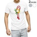 ショッピング正月飾り tシャツ メンズ 半袖 ホワイト グレー デザイン XS S M L XL 2XL Tシャツ ティーシャツ T shirt 015616 正月飾り 元旦 正月