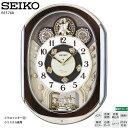 【電波 からくり メロディ 時計】 セイコー SEIKO か...
