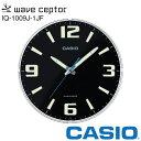 【電波 掛け時計】 カシオ IQ-1009J-1JF CASIO 電波掛時計 クロック スタンダード ネオブライト 【在庫あり】【あす楽】 【家電とギフト】