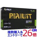 【中古】PALIT GeForce GTX1060 6GB DUAL NE51060015J9-1061D PCIExp 6GB