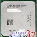 【中古】AMD A8-Series APUs A8-3820 Socket FM1 AD3820OJZ43GX