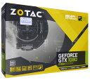 【中古】ZOTAC GeForce GTX 1080 AMP Extreme ZT-P10800I-10P PCIExp 8GB 元箱あり
