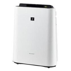 シャープ【SHARP】加湿空気清浄機KI-EX55(ホワイト系)★【KIEX55】