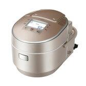 日立【SAKURA秋華祭】5.5合 IHジャー炊飯器 RZ-VW3000M-N(シャンパン)★【***特別価格***】