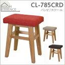 RoomClip商品情報 - 東谷【AZUMAYA】バンビ スツール CL-785CRD(レッド系)★ROOM ESSENCE【CL785CRD】