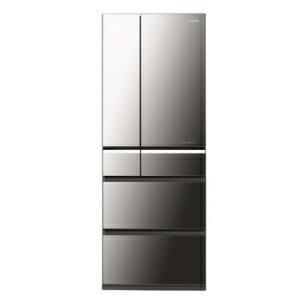 パナソニック【大阪府内(一部近隣)のみ受付】555L トップユニット冷蔵庫 NR-F560XPV-X★【NRF560XPV】