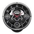 リズム時計工業【RHYTHM】KARAKURI CLOCK/スター・ウォーズ からくり掛け時計★【4MN533MC02】