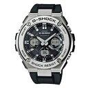 カシオ【国内正規品 あす楽】G-SHOCK ソーラー電波腕時計 G-STEEL GST-W110-1AJF★G-SALE【***特別価格***】