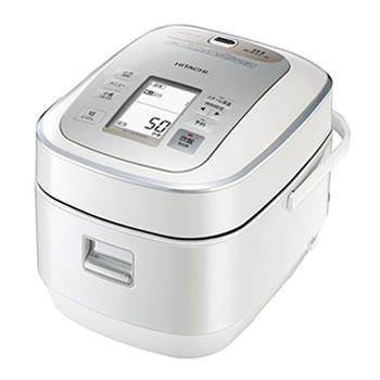 日立【HITACHI】5.5合 IHジャー炊飯器 ふっくら御膳 RZ-YW3000M-W★【RZYW3000M】