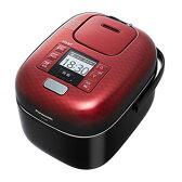 パナソニック【Panasonic】可変圧力IHジャー炊飯器 SR-JX056-K(豊穣ブラック)★【SRJX056】
