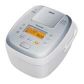 パナソニック【Panasonic】可変圧力IHジャー炊飯器 SR-PA106-W(ホワイト)★【SRPA106】
