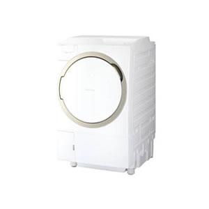東芝【代引き不可】11kgドラム式洗濯乾燥機(左開き) TW-117X3L(インテリアホワイト)★【TW117X3L】