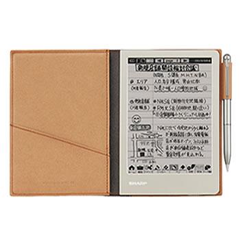 シャープ【SALE】電子ノート WG-S30-T(ブラウン系)★【***特別価格***】