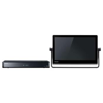 パナソニック【Panasonic】15V型 ポータブルテレビ プライベートビエラ UN-15TX7-K★【BDレコーダー付き】
