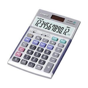 カシオ【CASIO】ジャスト型電卓 JS-20W...の商品画像