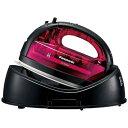 パナソニック【Panasonic】コードレススチームアイロン カルル NI-WL404-P(ピンク)★【NIWL404P】