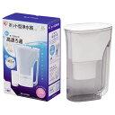 【アウトレット】【1000円ポッキリ】アイリスオーヤマ ポット型浄水器 PJ-2 ホワイト【RCP】