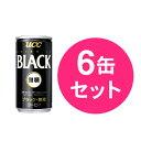 [300円OFFクーポン★4日20時〜]【198995.】ブラック無糖キャリングパック6缶1パック.【TC】【J】